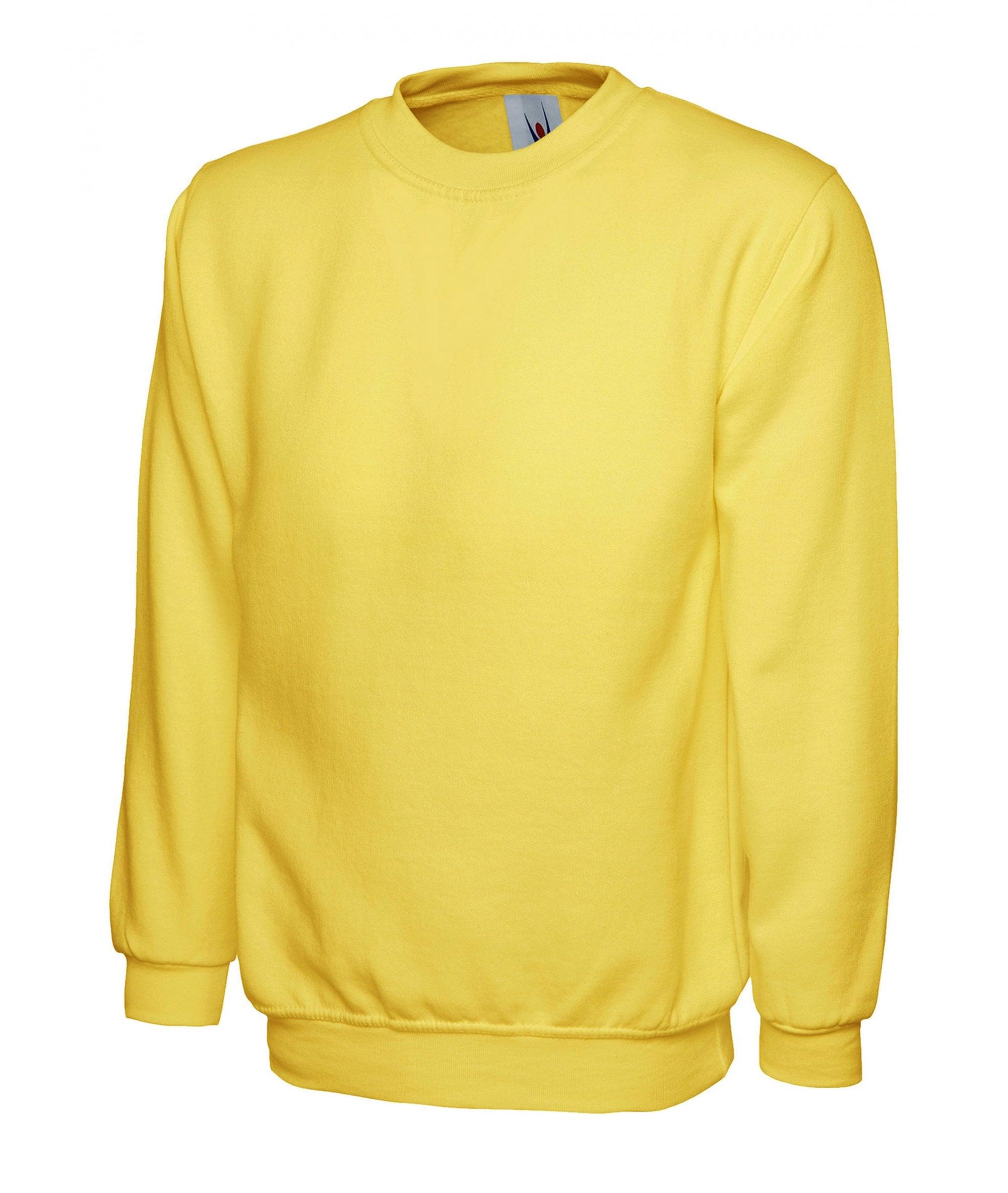 **NEW** Mens Big Size UNEEK Classic Light Grey Sweatshirt 3XL /& 4XL